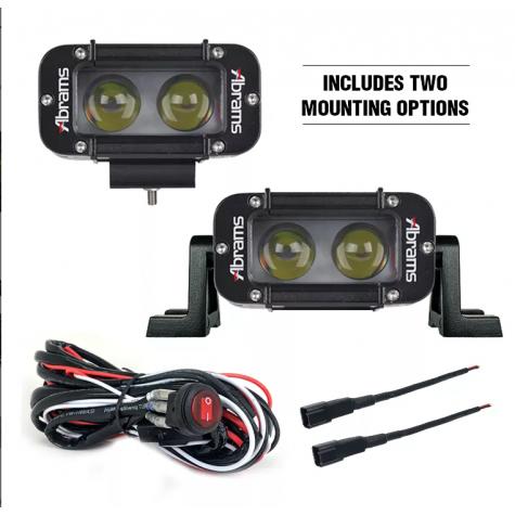 """Abrams Or Series 5"""" 20 Watt LED Work Light"""