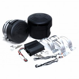 Abrams MFG Quackler Low Frequency Siren Amplifier