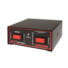 Carson SA-365 Defender 100 Watt Siren