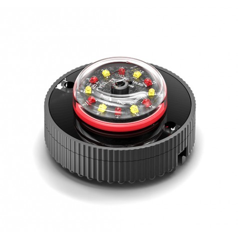 Feniex Cannon V3 Flasher-Compatible 12 LED Hideaway