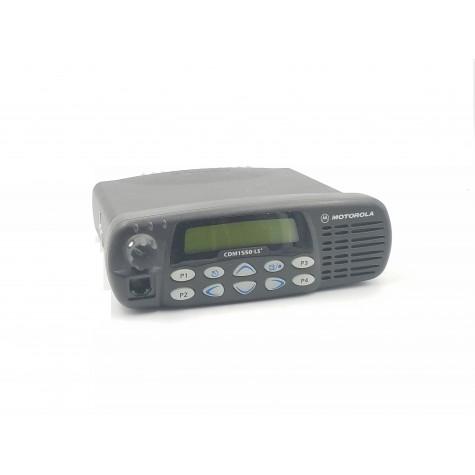 Motorola CDM1550 LS+ UHF 450-527 16 Channels 30 Watt AAM25SKF9DP5AN