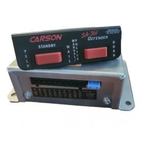 Carson MFG SA-361 Remote Siren System - Preowned